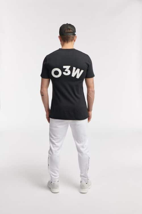 REP SS TEE BLACK O3W ONCE WE WERE WARRIORS