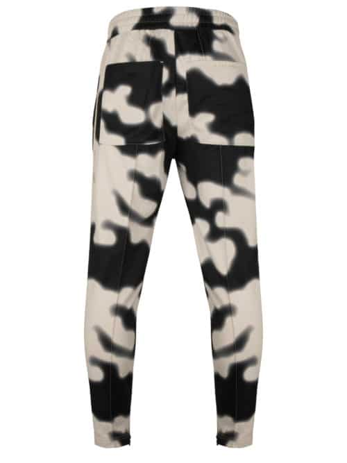 Jada Track Pants ANTIQUE WHITE ONCE WE WERE WARRIORS