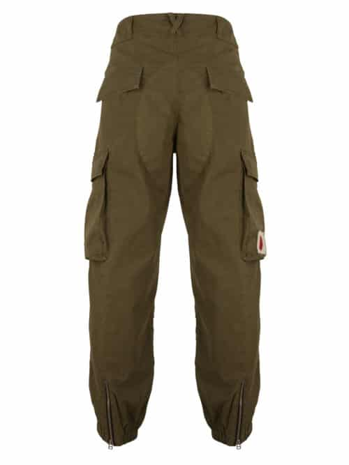 SOSO TROOPER PANTS OLIVE ONCE WE WERE WARRIORS