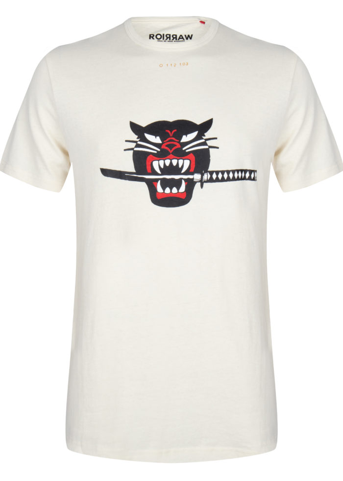 kimmi tee antique white once we were warriors
