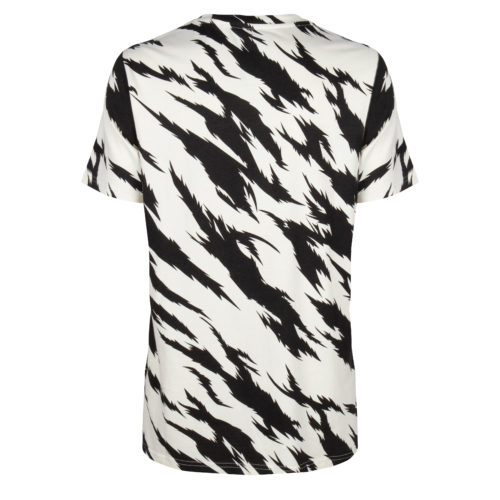 DOKYAMA TEE CAMO TIGER ANTIQUE WHITE ONCE WE WERE WARRIORS O3W
