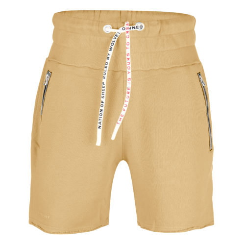 Ringo fight shorts sand once we were warriors O3W