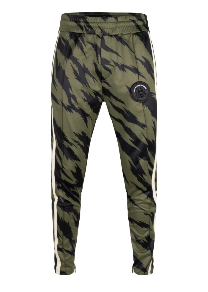 jada 2 track pants camo tiger trooper once we were warriors O3W