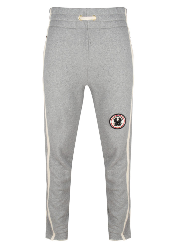 shi jogger grey melange once we were warriors O3W