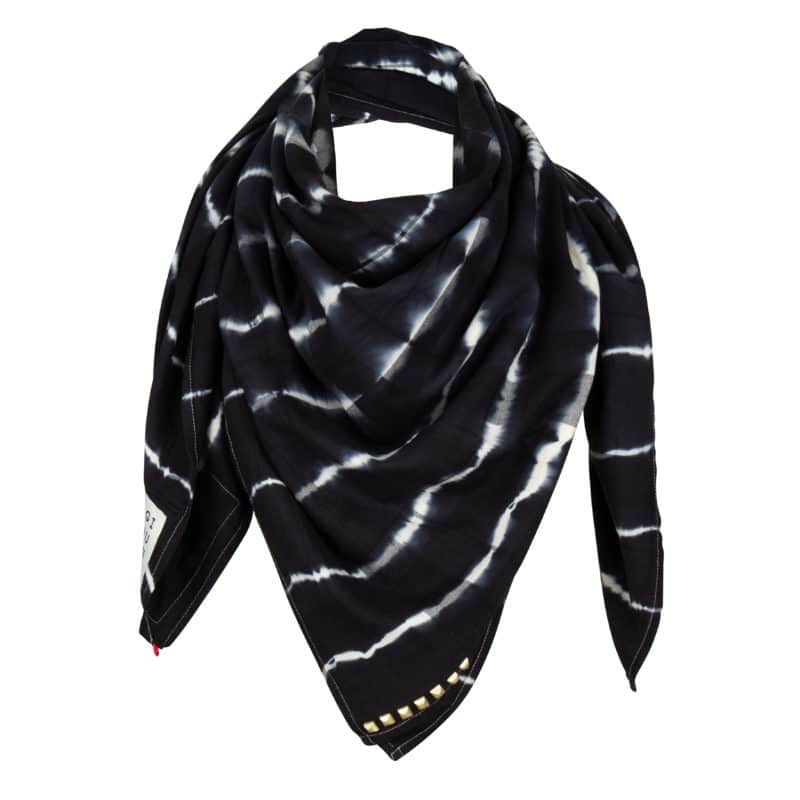 Gigi Middle East scarf antique white once we were warriors O3W