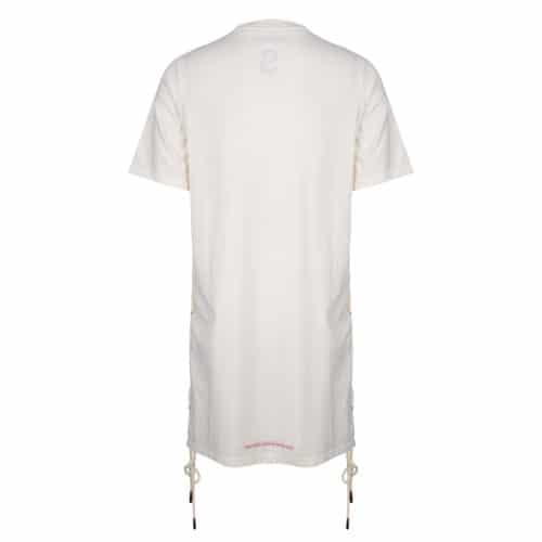 akina tee antique white once we were warriors O3W