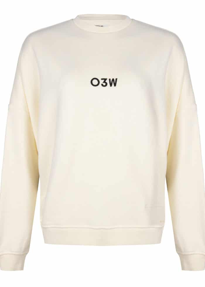kata crewneck antique white once we were warriors O3W