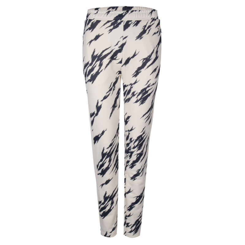 POBE AOP TRACK PANTS OFFWHITE ONCE WE WERE WARRIORS O3W