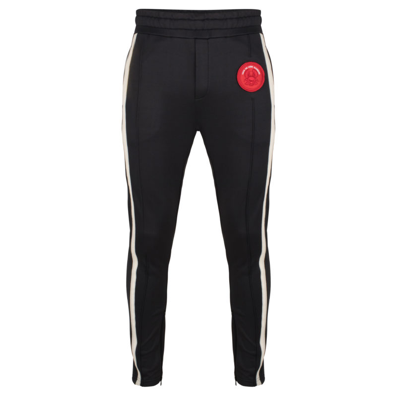 wesk track pants once we were warriors o3w