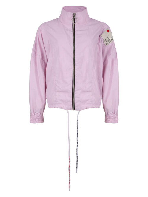 GINZIN BAT TRACK JACKET WINSOME ORCHID O3W ONCE WE WERE WARRIORS