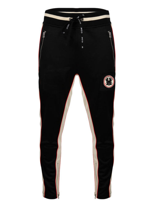 VIC 2 TRACK JOGGER BLACK O3W ONCE WE WERE WARRIORS