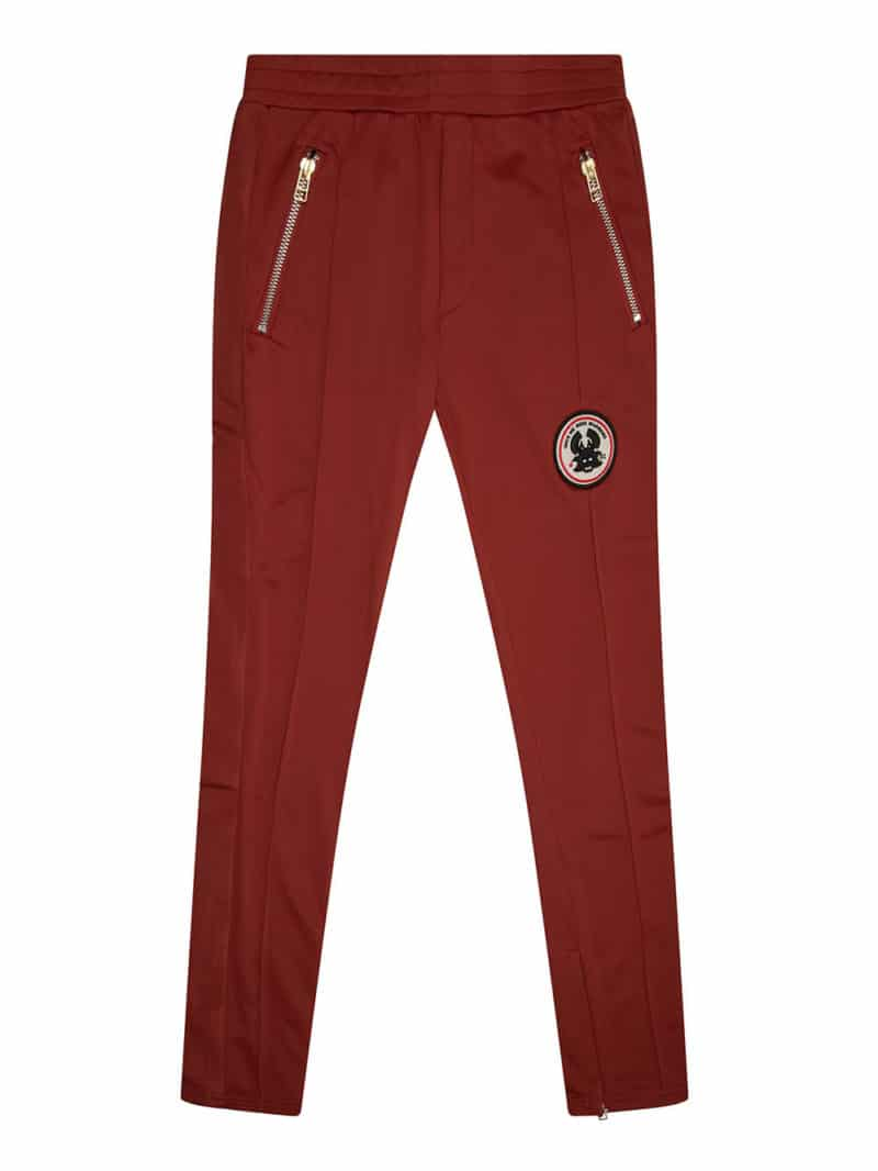 ASUKA TRACK PANTS RED O3W ONCE WE WERE WARRIORS